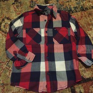 LIKE NEW Tommy Hilfiger Long Sleeve Shirt